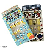 HAND Fun Enfants Faux Pas de colle Nail nécessaire Tip Set Assorted Designs 2 Packs