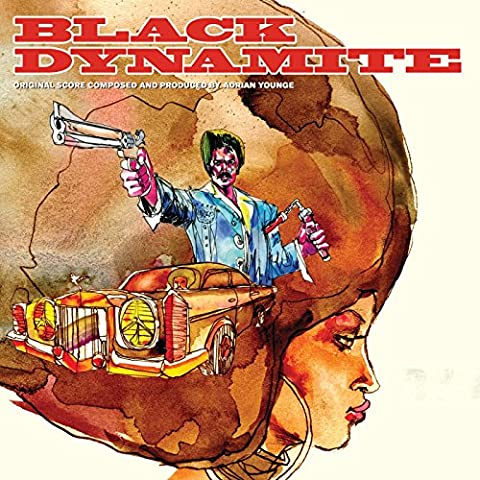 Black Dynamite : Original Score to the Motion Picture - the Deluxe Édition