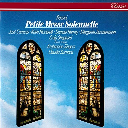 Rossini: Petite Messe solennelle / Credo - 3d. Et vitam venturi saeculi