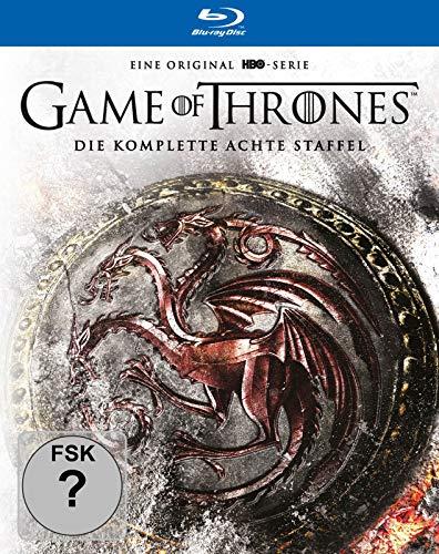 Preisvergleich Produktbild Game of Thrones: Die komplette 8. Staffel Digipack [Blu-ray] (exklusiv bei