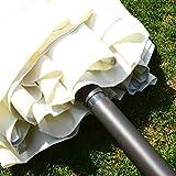 Grand-parasol-confort-acier-tissu-dacron-longueur-46-m-coloris-crme-neuf-27