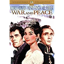 War And Peace - Audrey Hepburn [DVD] [1956]