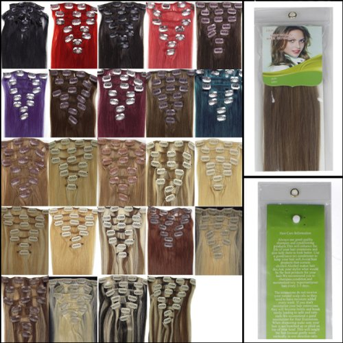 15-18-2022-7pcs-Clip-in-Remy-Real-Human-Hair-Extensions-Straight-24-colors-for-Choose-Beauty-Hair-Style