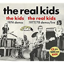 The Real Kids 1977/78 Demos/Live