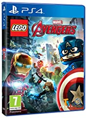 Idea Regalo - Lego Avengers - PlayStation 4