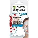 Skinactive Rescue Mask Anti-equedad Granada Y Glicerina