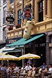 673046 Cafe Lille France A4 Photo Poster Print 10x8