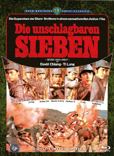 Chi Limited Edition (Die unschlagbaren Sieben - Uncut [Blu-ray] [Limited Edition])