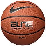 Nike Elite Competition 8 Unisex Adult Basketball - Orange/Black - Best Reviews Guide