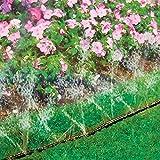 Generic YC-DE2-160802-112 <7&2395*1> sserungprenger Spr Sprenger Garten-Schlauchregner Gartensprenger 15m Rasensprenger Bew?sserung Garten-Schl