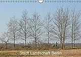 Stadt Landschaft Berlin (Wandkalender 2015 DIN A4 quer): Landschaften und Impressionen aus der deutschen Hauptstadt (Monatskalender, 14 Seiten) - Konrad Weiß