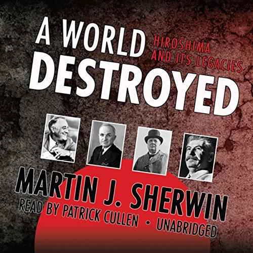 A World Destroyed  Audiolibri