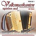 Volksmusikanten spielen auf mit der Steirischen Harmonika - Echte Volksmusik - Instrumental - Folge 1