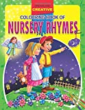 Nursery Rhymes (Creative Colouring Books)