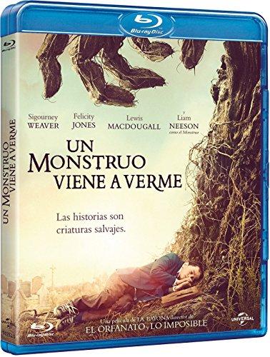 Un Monstruo Viene A Verme -- A Monster Calls -- Spanish Release