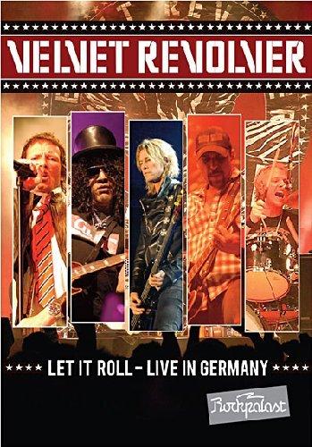 Velvet revolver - Live in Houston + Live at Rockpalast 2008