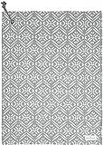 GreenGate Geschirrtuch - Tea Towel - Kaya Grey