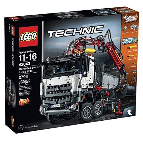 Preisvergleich Produktbild LEGO Technic 42043 Mercedes-Benz Arocs 3245 Building Kit by LEGO