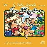 Le Più Belle Canzoncine & Fiabe Cd Audio + DVD dei Tre Porcellini Idea Regalo per bambini e Per Feste di compleanno