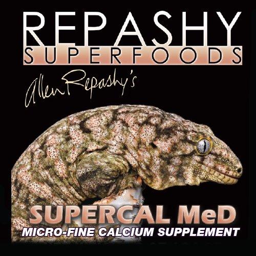 Repashy Supercal MeD Kalziumpulver (500 g)