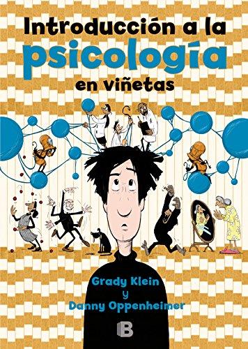 Introducción a la psicología en viñetas (No ficción) por Grady Klein