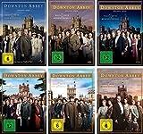 Ideen für Muttertag Geschenke Filme, DVDs zum Muttertag - Downton Abbey - Staffel Eins bis Sechs im Set - Deutsche Originalware [23 DVDs]