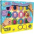 Creativity For Kids Kit Bff Flower Bracelets