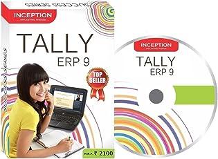 Learn TALLY ERP 9 (Inception Success Series - CD)