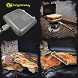 Ridgemonkey Sandwich Toaster, Fishing, Camping