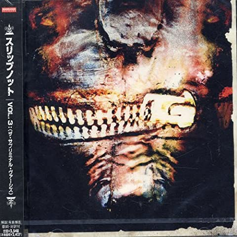 Vol. 3: The Subliminal Verses [Bonus Track] by Slipknot (2004-06-29)