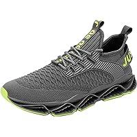Scarpe da Ginnastica Uomo Casual Traspirante Corsa Scarpe Sportive Outdoor Fitness Sneakers Antiscivolo