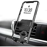 Mpow Schwerkraft Handyhalter fürs Auto Lüftung Handyhalterung Auto Universal Lüftung KFZ Smartphone Halterung handyhalterung Auto für 4,0 bis 6,5 Zoll Smartphone,Wie iPhone,Galaxy,Mate30,HTC,Sony,usw.