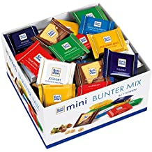 Ritter Sport mini Bunter Mix, 84 x 16,67 g