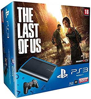 Console PS3 Ultra slim 500 Go noire + The Last of Us (B00B8LBCRK) | Amazon price tracker / tracking, Amazon price history charts, Amazon price watches, Amazon price drop alerts