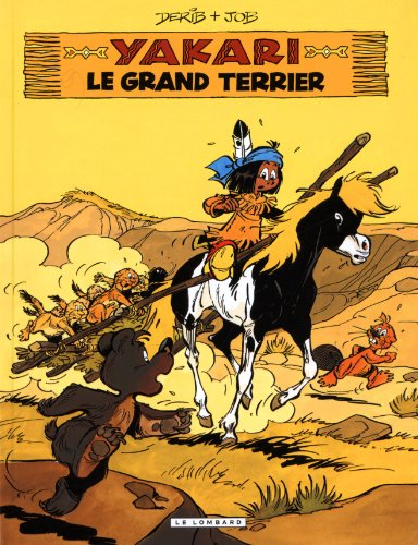 Yakari - tome 10 - Grand terrier (Le)