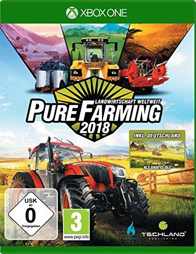 Pure Farming 2018 - Landwirtschaft weltweit - D1 Edition [Xbox One]