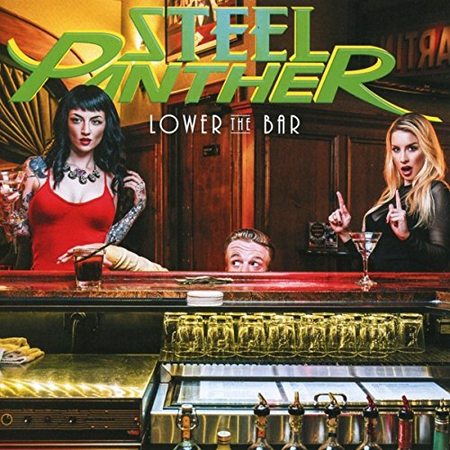Lower The Bar (Punk Panther)