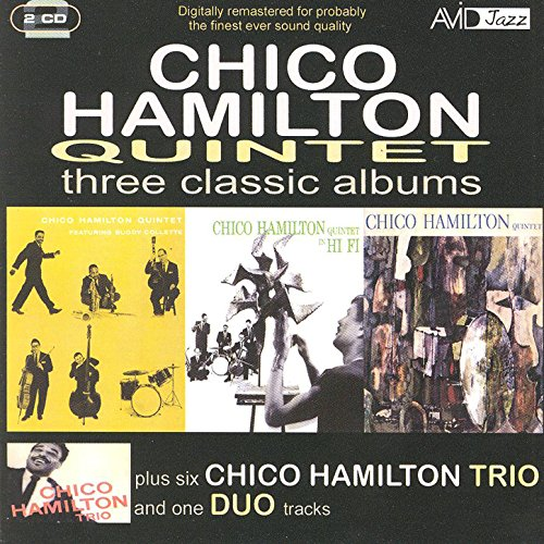 Chico Hamilton Quintet Featuring Buddy Collette: A Nice Day