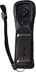 Digital Gaming World® Wii Remote (Black Color) for Wii Console. Good Quality.
