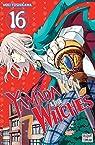 Yamada kun & The 7 witches, tome 16 par Yoshikawa