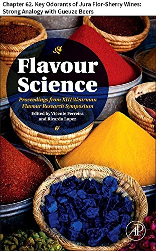 flavour-science-chapter-62-key-odorants-of-jura-flor-sherry-wines-strong-analogy-with-gueuze-beers