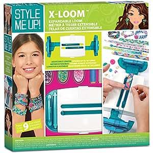 Style me up! - 212 - Kit De Loisirs Créatifs - Métier À Perles