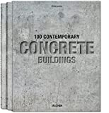 Ju-100 Contemporary Concrete Buildings 2 Volumes -Italien - Espagnol - Portugais