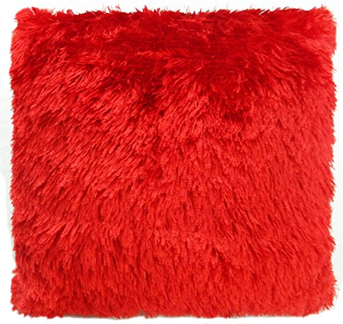 paramorasi SQUARE RED SOFT CUSHION (export quality)