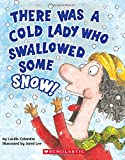 A Board Book: There Was a Cold Lady Who Swallowed Some Snow! (There Was An Old Lady)