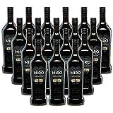 18er SET Vermut Miró Reserva Negra/Wermut aus Spanien