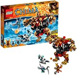 LEGO Chima Bladvic's Rumble Bear Building Set