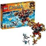 LEGO Legends Of Chima - Playthèmes - 70225 - Jeu De Construction - L'ours De Bladvic