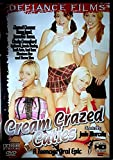 Sex DVD Cream crazed cuties DEFIANCE FILMS td12