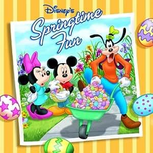 Disney's Springtime Fun (UK Import)